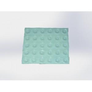 Резиновый амортизатор для WGS-25